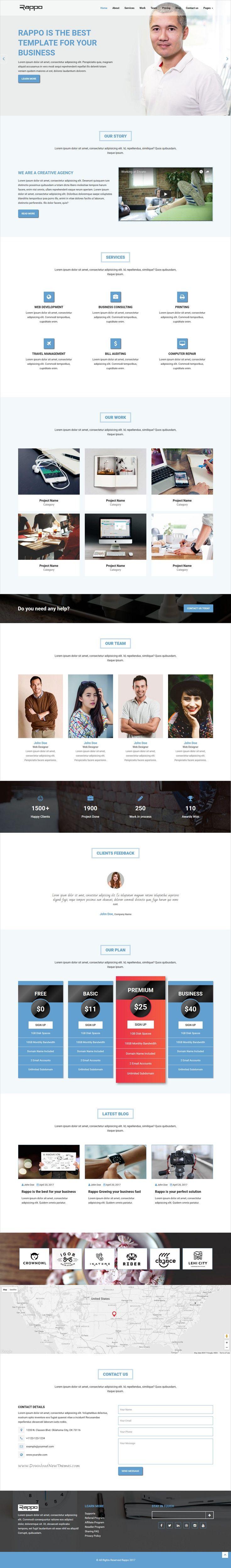 9938 mejores imágenes sobre best responsive website template en