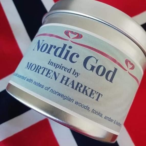 Nordic God Inspired By Morten Harket Candle A Must For All Morten