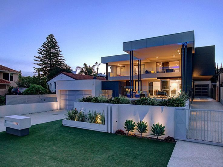 House Facades On Pinterest Modern House Exteriors Australian Homes