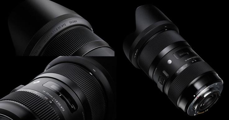 Sigma släpper världens snabbaste zoomobjektiv   Feber / Foto