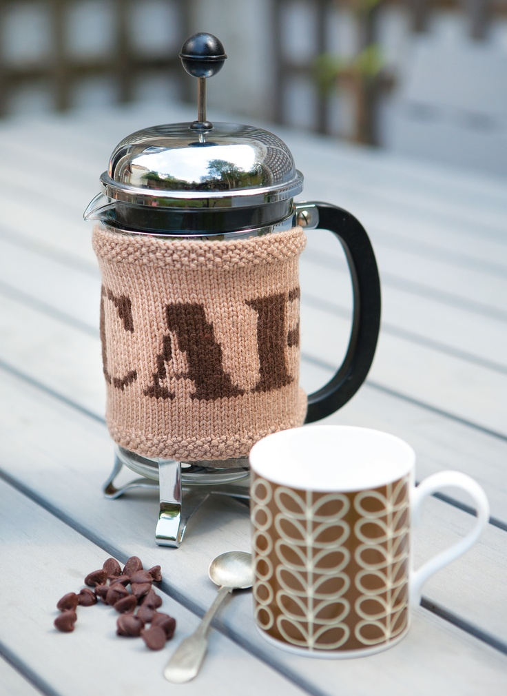 Coffee Cosy From Issue 2