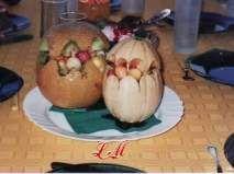 Rețetă Salata de fructe pagoda