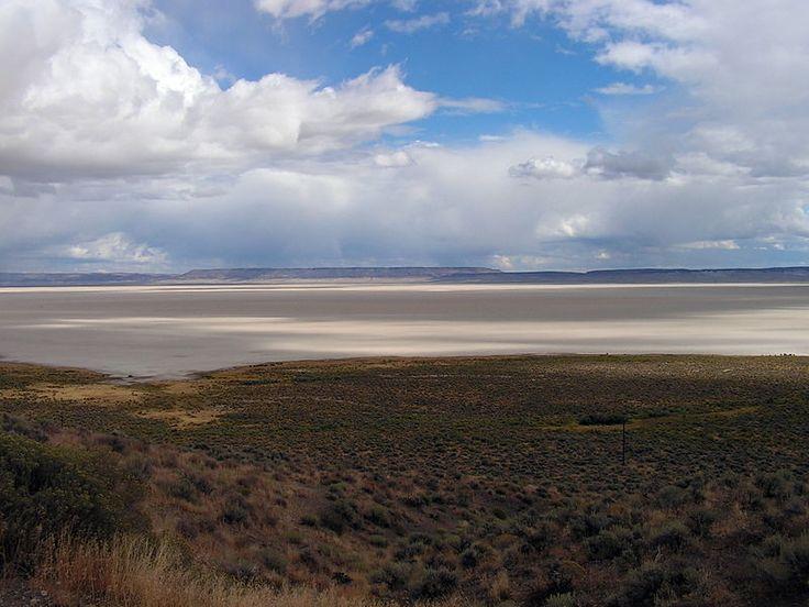 #Alvord Desert, here in Oregon