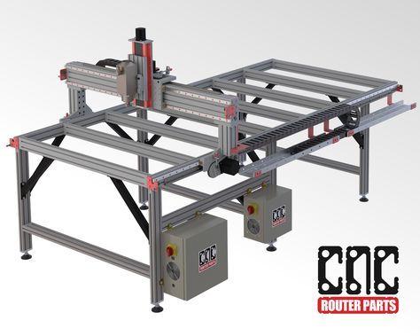 CNC Router Parts PRO4896