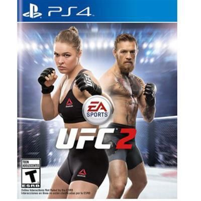EA Sports UFC 2 PS4 (36877)