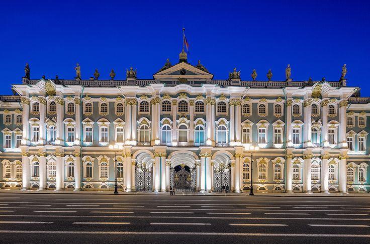 ТОП 10 лучших музеев мира не обошёлся без России #СанктПетербург #Эрмитаж