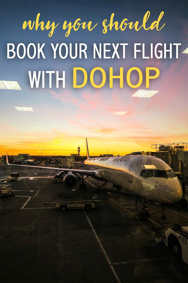 Dohop is a flight finder based in Reykjavik—similar to sites like Orbitz or Expedia—but much more user-friendly in my opinion. Because of an awesome algorithm and business strategy, Dohop always seems to find the best deals for flights, hotels, and car rentals on the market—its resources include over 1,200 airlines and travel agencies. Here are some reasons you should book your next flight with Dohop!