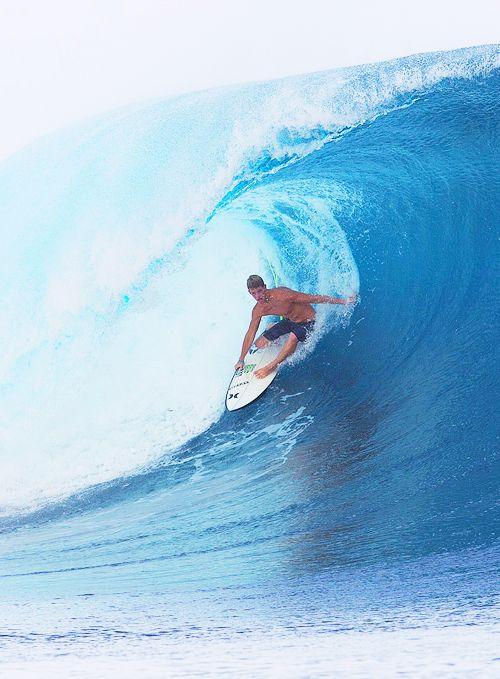 surfer John John Florence, Wave