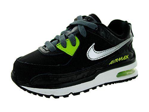 Nike Toddlers Air Max Wright Ltd (TD) Blk/Mtllc Slvr/Drk Gry/Frc Grn Running Shoe 8 Infants US Nike http://www.amazon.com/dp/B00INBZ954/ref=cm_sw_r_pi_dp_9zfHvb0TSM77N