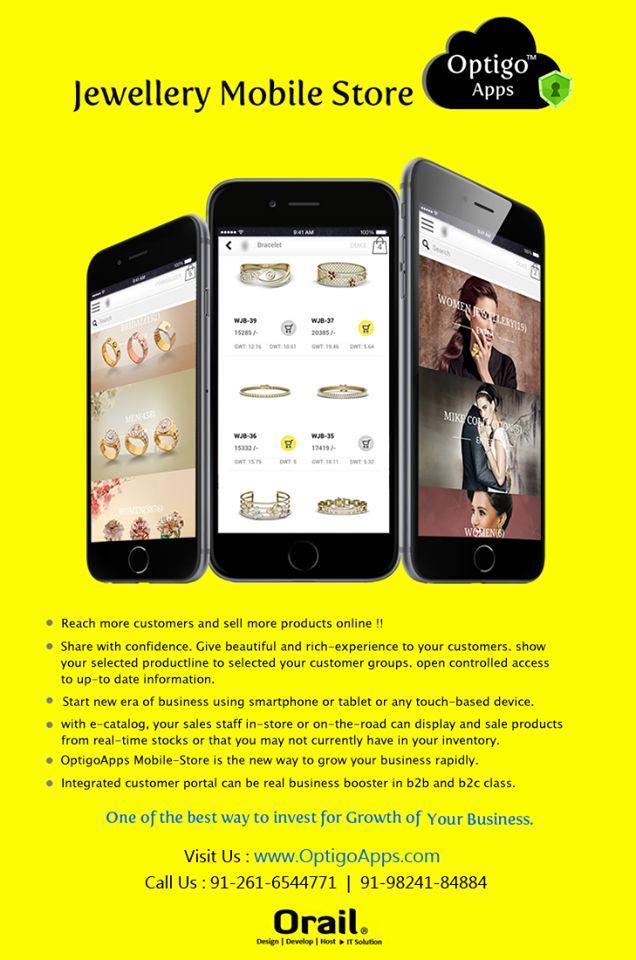jewellery mobile store