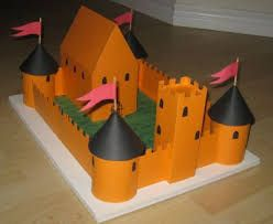 Znalezione obrazy dla zapytania paper castle