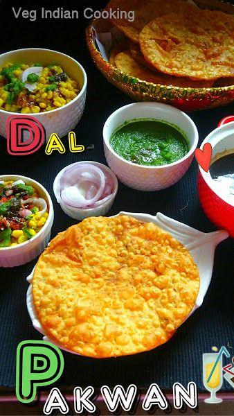 How to prepare Sindhi Dal Pakwan | Sindhi Breakfast - Dal Pakwan | Scrumptious Sunday Brunch Menu in Sindhi Houses