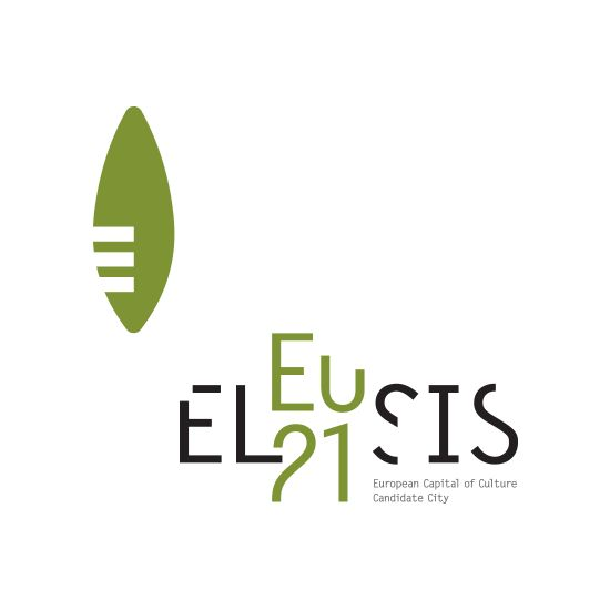 ELEUSIS 21_The visual identity that will accompany Eleusis in its bid to become European Capital of Culture for 2021 proved to be a compelling creative experience for 2yolk.