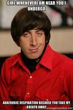 Anaerobic respiration courtesy of Big Bang Theory