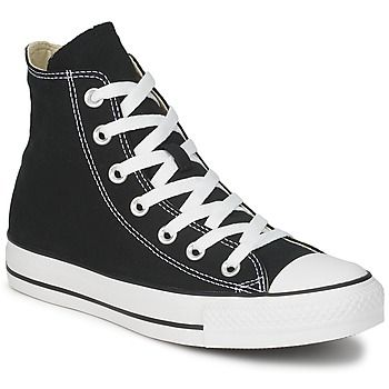 What could be better for the #weekend than a pair of classic #black #converse? Nothing says casual style like a pair of Chucks!