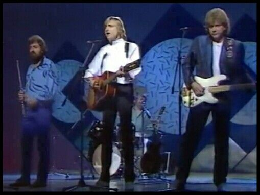 The Moody Blues December 1984 The Jimmy Tarbuck show