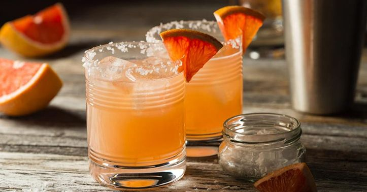Like a grapefruit Margarita? You'll love this vodka-based cocktail.