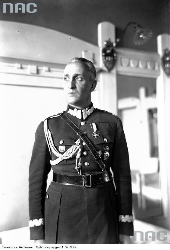 Gustaw Orlicz-Dreszer, fotografia portretowa (1932)
