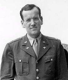 US Army Major Glen Miller gave 800 performances with his Army Air Force Band in less than a year.  He worked tirelessly to build morale and bring comfort through music.  He even recording messages in German to reach out to those on the other side.  His plane disappeared without a trace over the English Channel in 1944, and he was declared missing in action.
