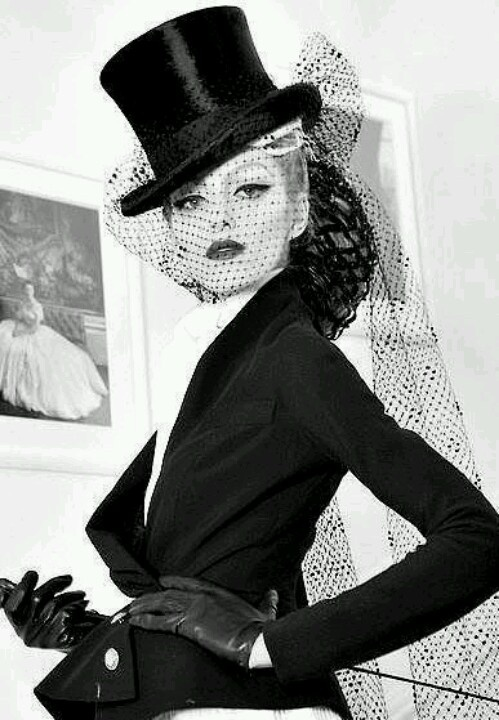 Top Hat and Veil