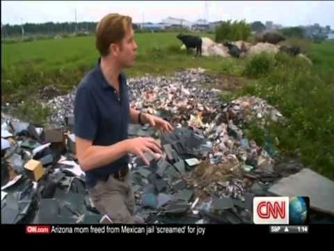 A little video about e waste#weneedtolearn