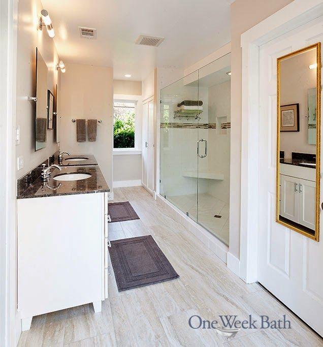 Desain Kamar Mandi Modern Putih | Desain Rumah