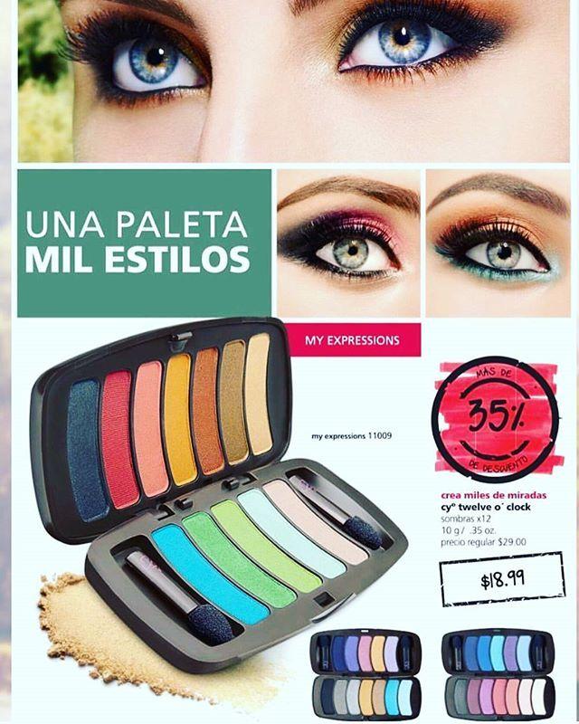 Manten tus ojos preciosos 👀 y bien producidos con las mejores paletas de sombra😍 Duran muchaaaaaas horaaaas ⏰🕛🕧🕐🕜🕑🕝 Y ahora está con el 35% de descuentooooo 🤗 Sólo me quedan 2 paletas así que ¡¡¡¡ apuren chicas!!!! 👧👩👵📲 0982027993  #entregainmediata #envioseguro #cuenca #quito #riobamba #machala #esmeraldas #ecuador #manta #milagro #womensfashion #ventasonline #moda #loja #salinas #quevedo #Servientrega  #cooperativa #makeup #addict  #shop #maquillaje #makeupaddict #instamakeup…