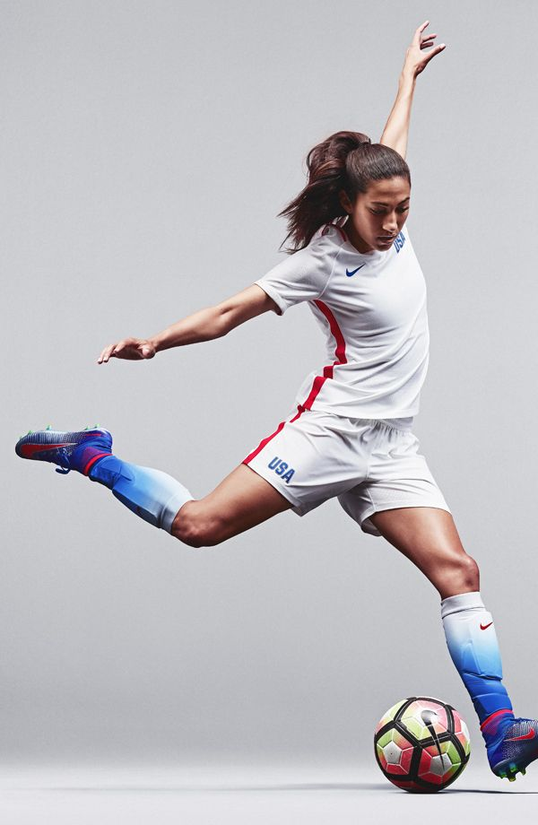 Christen Press || USWNT Rio 2016 Kit