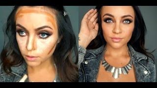 face contouring tutorial for beginners - YouTube