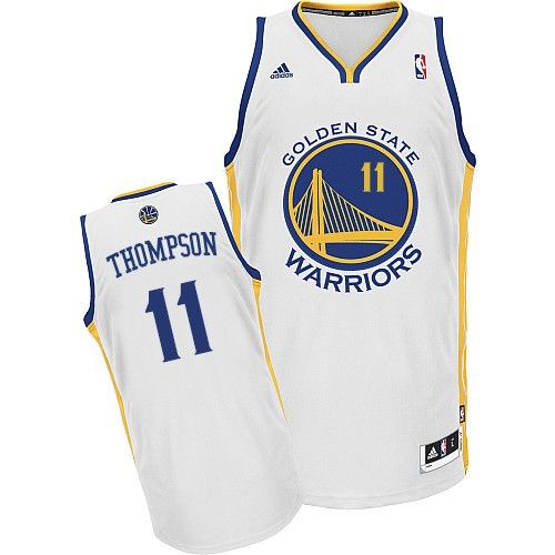 a07865bc5561 ... Klay Thompson jersey-Buy 100% official Adidas Klay Thompson Mens  Swingman White Jersey NBA NBA Adidas Golden State Warriors Cleveland ...