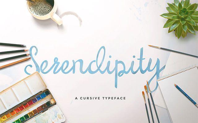 serendipity-font