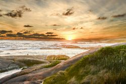 FAR-0007195 © WestPix Sunset at Denmark in WA's South West. Picture: Farhad Mobarra