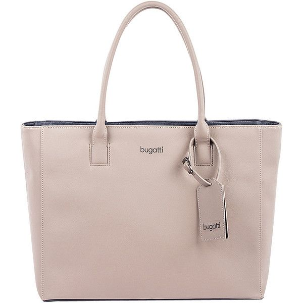 Bugatti Monica Pink Lady Ladies Laptop Tote - Beige - Totes (74 AUD) ❤ liked on Polyvore featuring bags, handbags, tote bags, tan, zipper tote, tote handbags, beige tote, laptop purse and padded zipper pouch