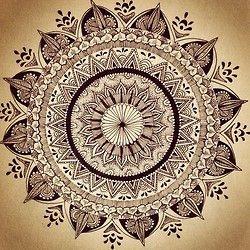 Seed+of+Life+Dot+Tattoo | ... mandala growth Manifestation flower of life sacred geometry Seed