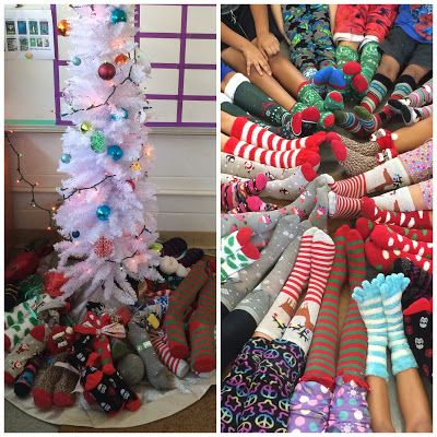 Tonya's Treats for Teachers: Crazy Sock Exchange