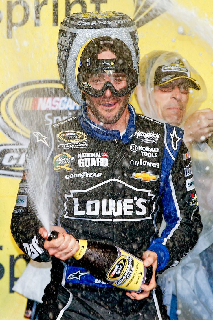 2013: Jimmie Johnson : NASCAR champions: from Grand Nationals through Sprint Cup