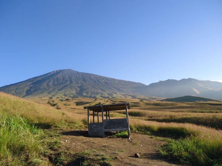 Pos 1 Gunung Rinjani
