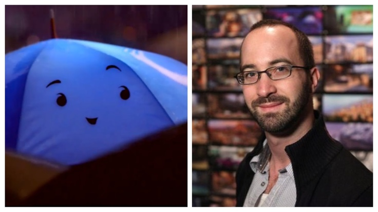 Episode 007 of the Pixar Post Podcast - don't miss our interview with The Blue Umbrella director, Saschka Unseld.