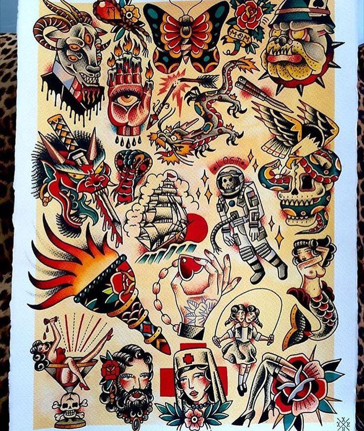 Best 25 american traditional tattoos ideas on pinterest for Tatuaggi stile pin up