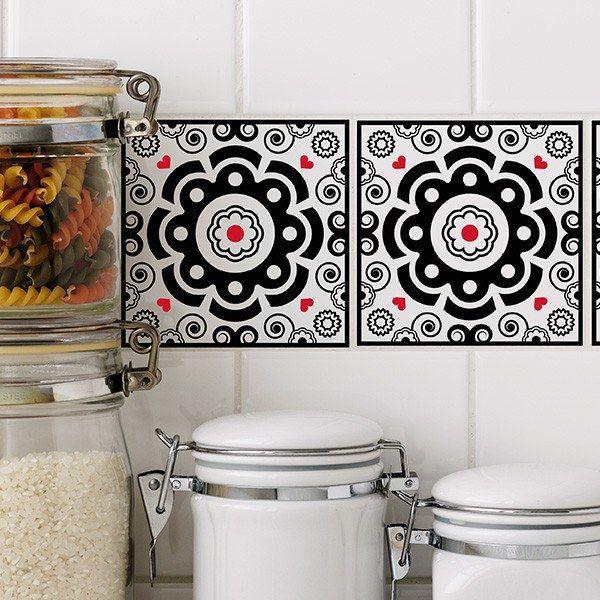 Bayard Tile Decals