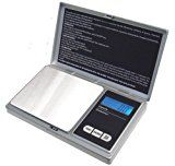 American Weigh Scales Signature Series Silver AWS-1KG-SIL Digital Pocket Scale 1000 by 0.1 G  List Price: $42.15  Deal Price: $8.37  You Save: $33.78 (80%)  American Weigh Signature AWS-1KG-SIL Digital  Expires Jan 20 2018