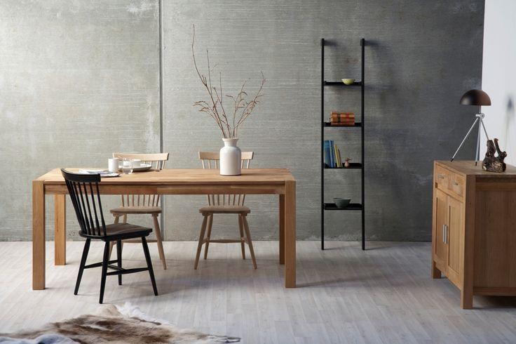 Sedia Melo e libreria Wall 37. Interstil. Nordic Design.