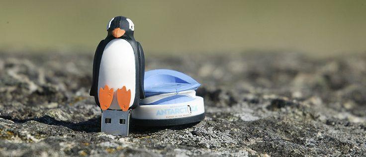 Promo Crunch. The World's Best Custom Shaped USB Flash Drives.