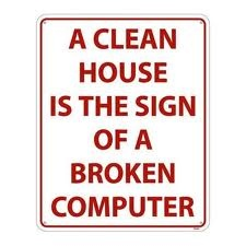 :-)Signs, Laugh, Quotes, Cleaning House, Funny Stuff, So True, Humor, True Stories, Broken Computers