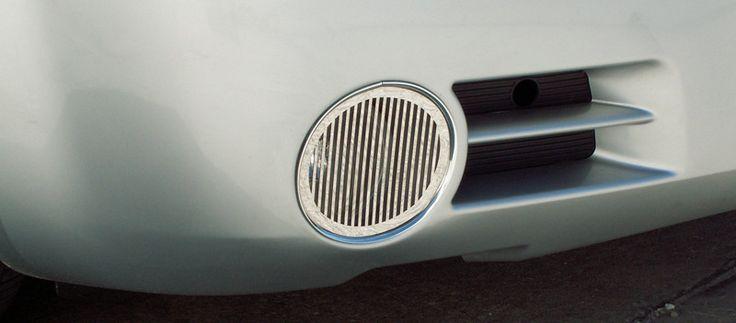 Chrysler 300 ONLY Fog Light Polished Billet Style 2005-2010