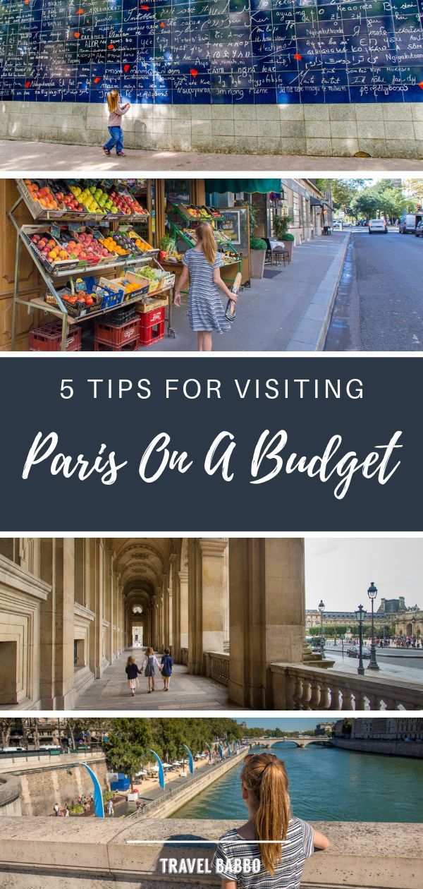 Did You Know Paris France Is Doable On A Budget Yes You Read That Correctly Surprisingly Aside From Airfare Yo Vacation France Paris Vacation Visit Paris