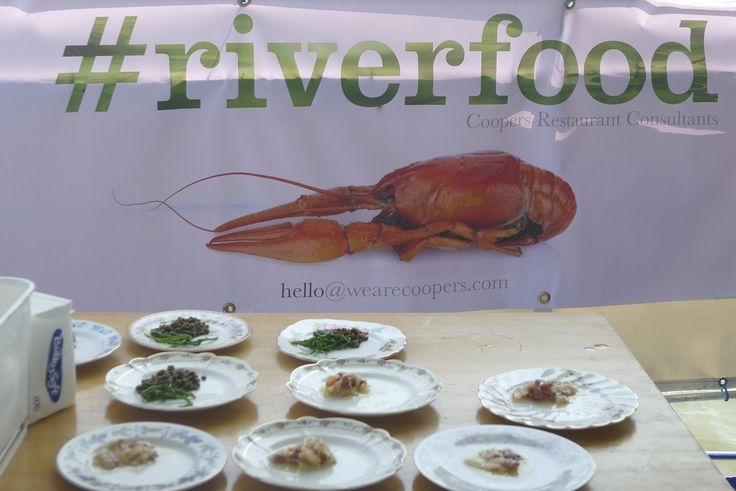 #riverfood @Coopers Restaurant Consultants