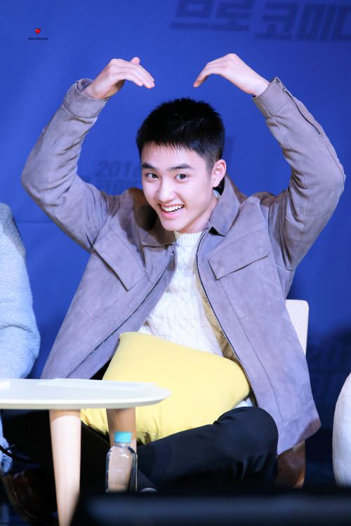 D.O - 161103 'Hyung' Live Movie Talk - 8/9 Credit: I D.O.