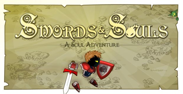 Swords and Souls, a free online Adventure game brought to you by Armor Games. Welcome to Soul Town!  Design your Soul, train him and step into the Arena!  Unlock new skills, buy new equipment and make your way to the top in this exciting RPG/Training game!  Features: - 5 fun mini-games to improve your hero's stats - Over 30 Arena levels and Survival mode - 44 enemies and bosses - Tons of equipment, upgrades, skills, items and abilities - A home to build and secrets to find - A museum to…