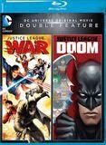 DC Universe Original Movie Double Feature: Justice League: War/Justice League: Doom [Blu-ray]